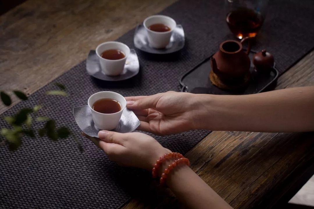 欢迎广大短视频创业者来喝茶